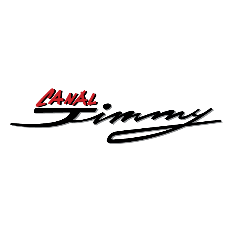 Canal Jimmy vector logo