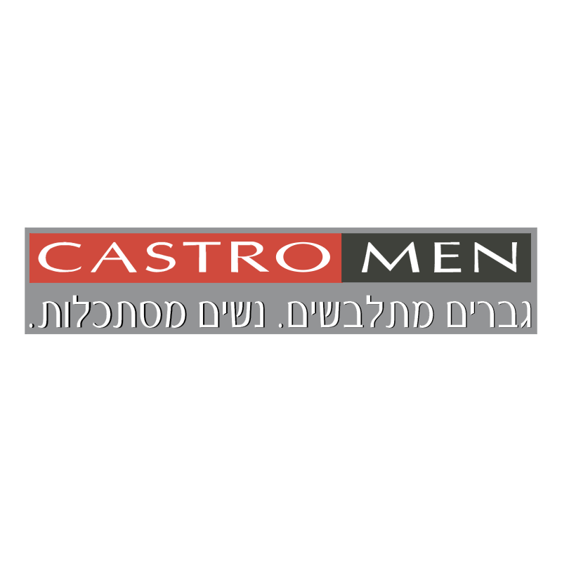 Casrto Men vector