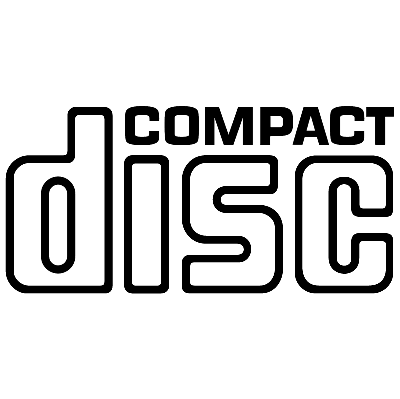 CD vector logo