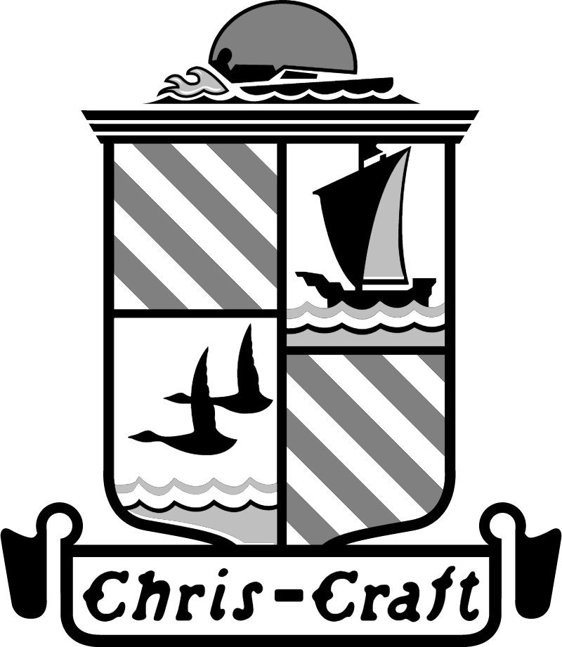 Chris Craft 2 vector