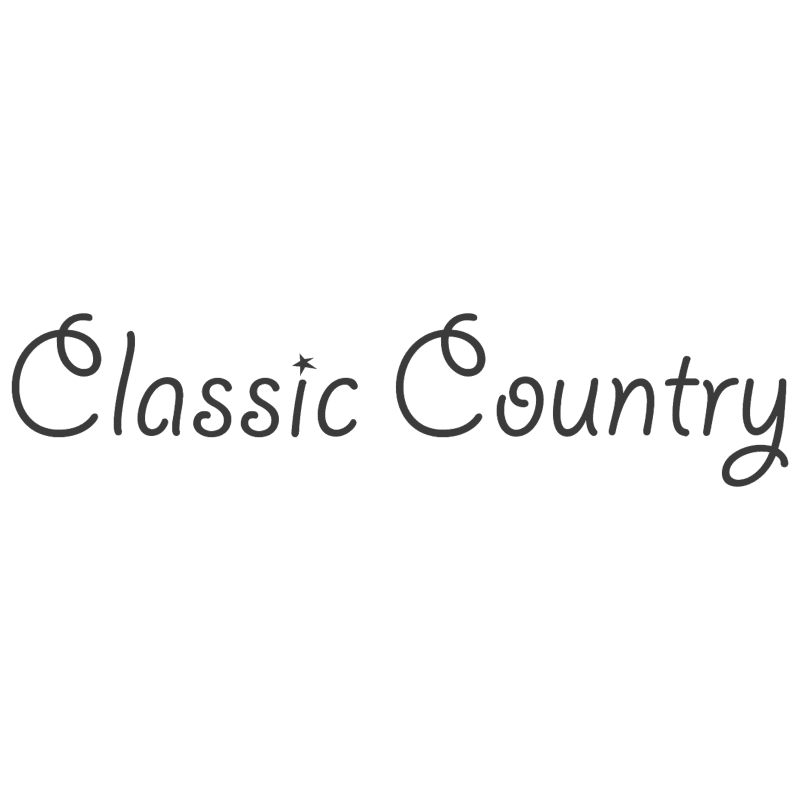 Classic Country vector