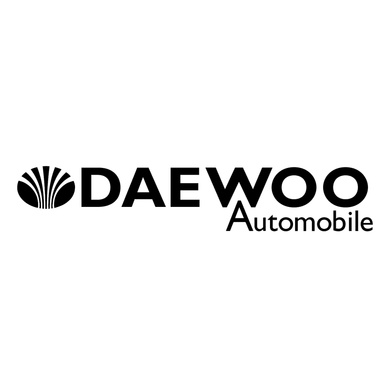 Daewoo Automobile vector