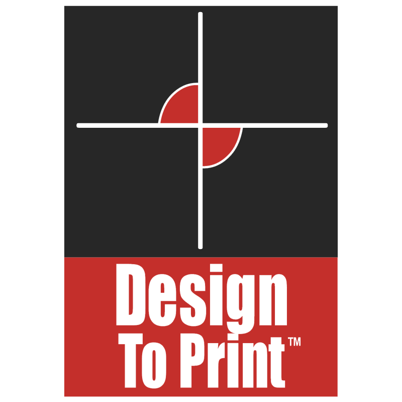 Design To Print vector