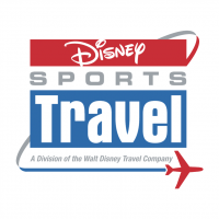 Disney Sports Travel vector