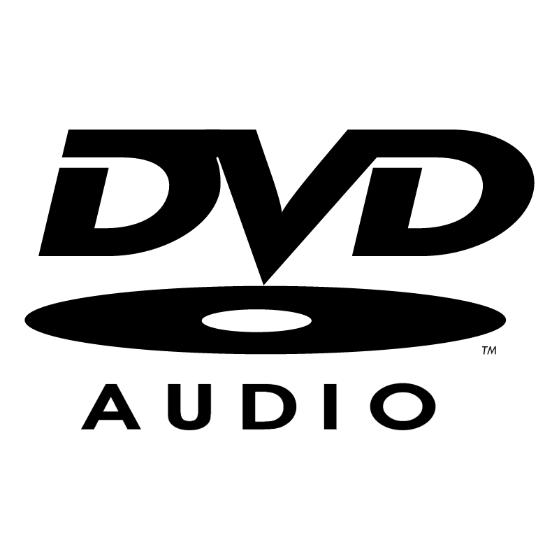 DVD Audio vector logo