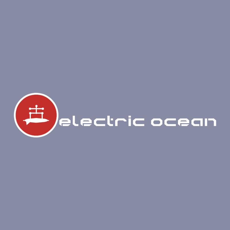 Electric Ocean vector