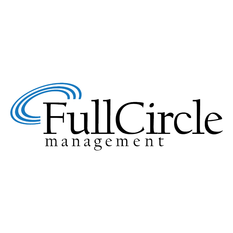 Full Circle Management vector