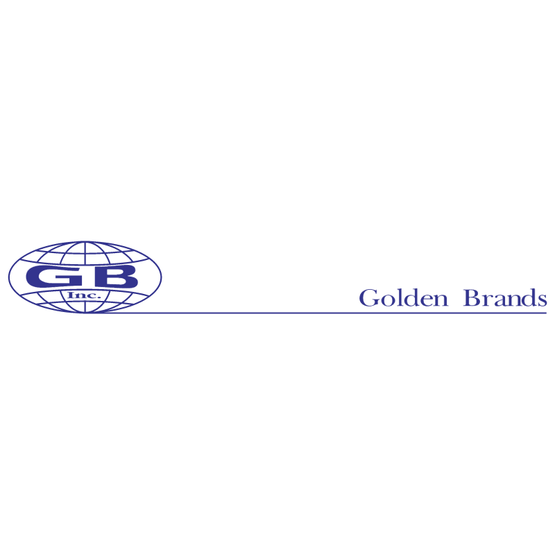 Golden Brands vector logo