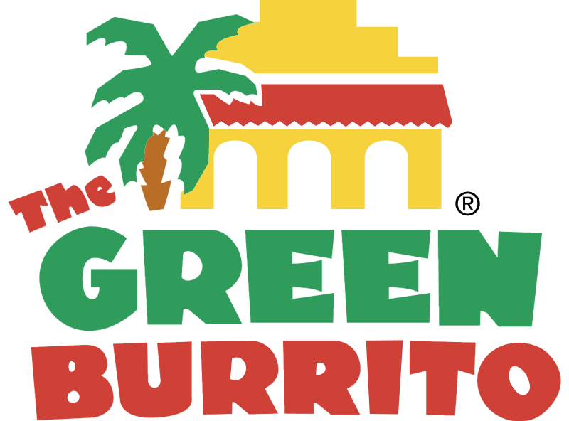 Green Burrito 2 vector