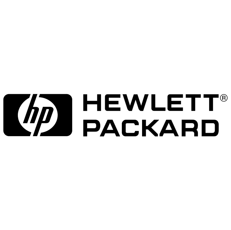 Hewlett Packard vector