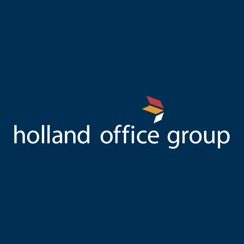 Holland Office Group vector logo