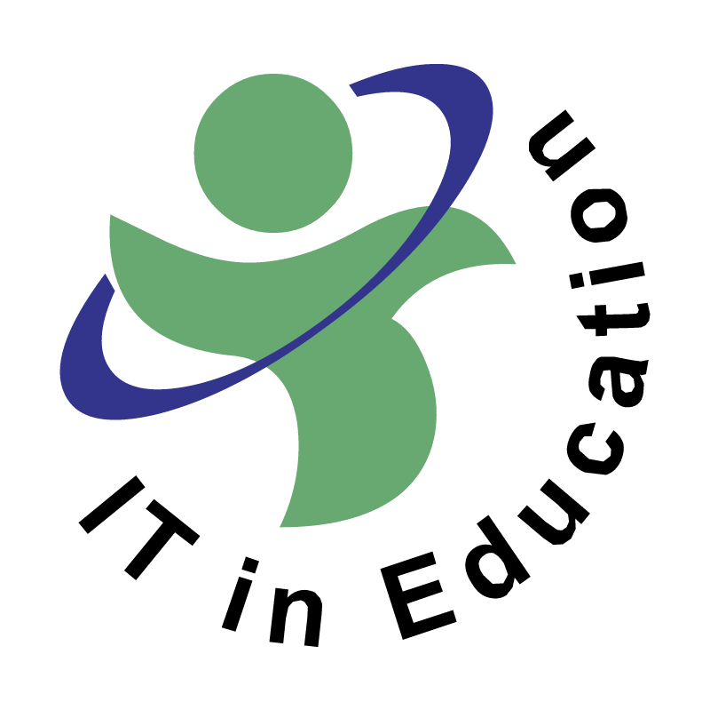 IT in Education vector