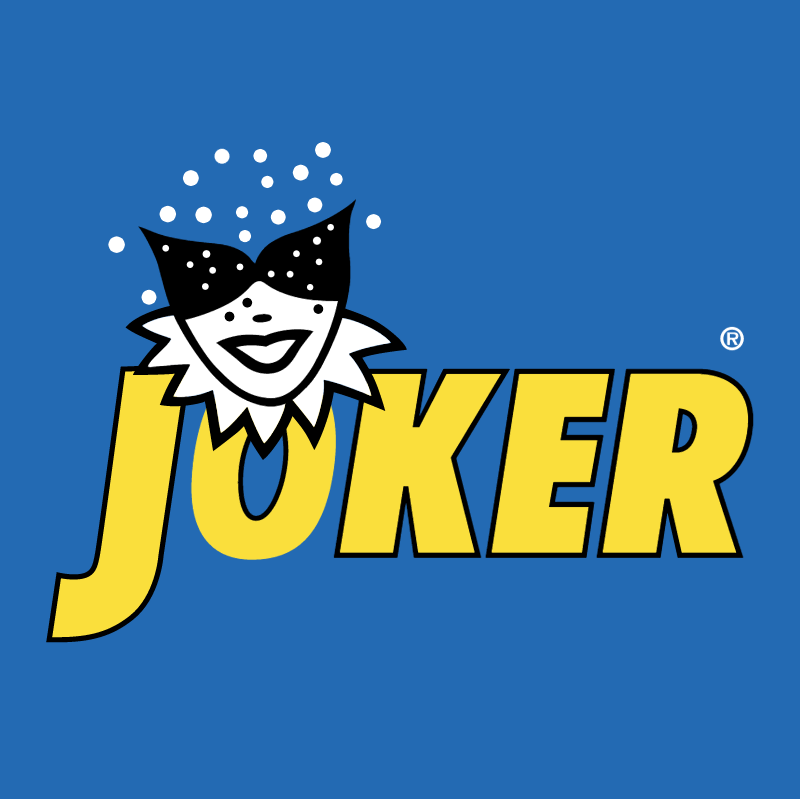 Joker vector logo