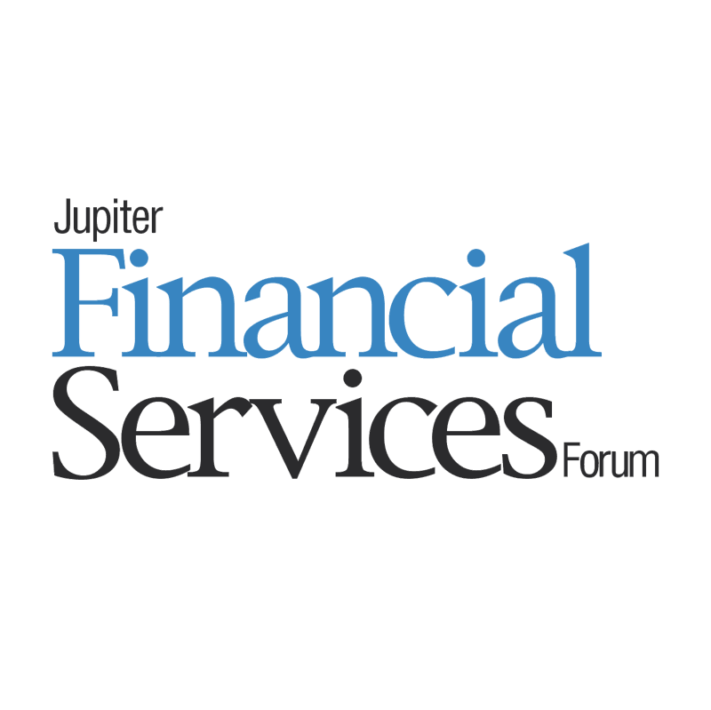 Jupiter Financial Services Forum vector