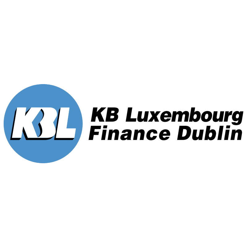 KBL KB Luxembourg Finance Dublin vector