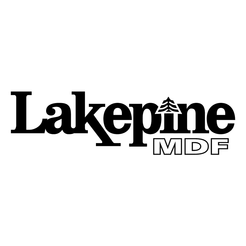 Lakepine MDF vector