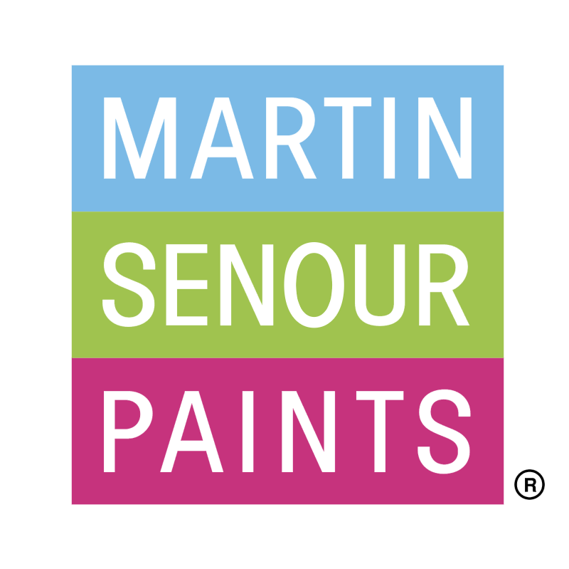 Martin Senour Paints vector