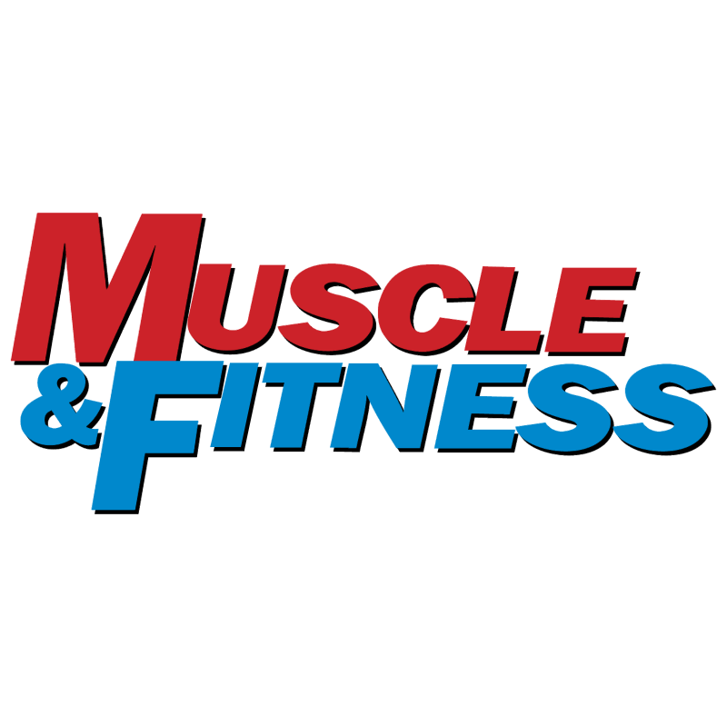Muscle & Fitness vector
