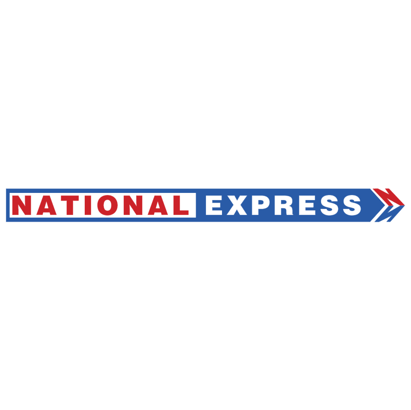 National Express vector logo