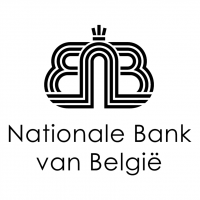 Nationale Bank van Belgie vector