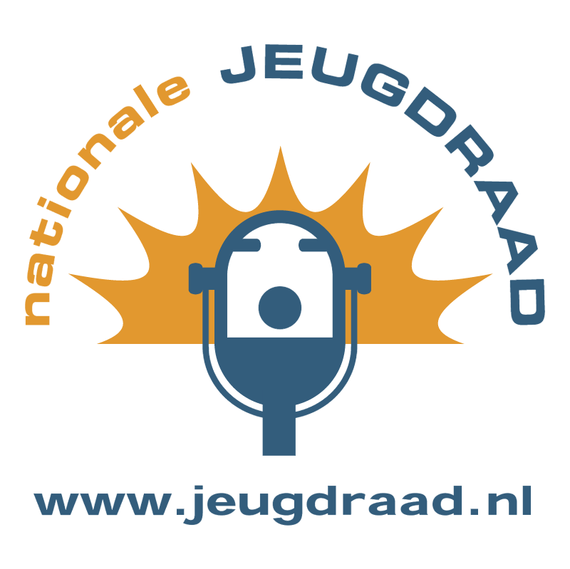 Nationale Jeugdraad vector