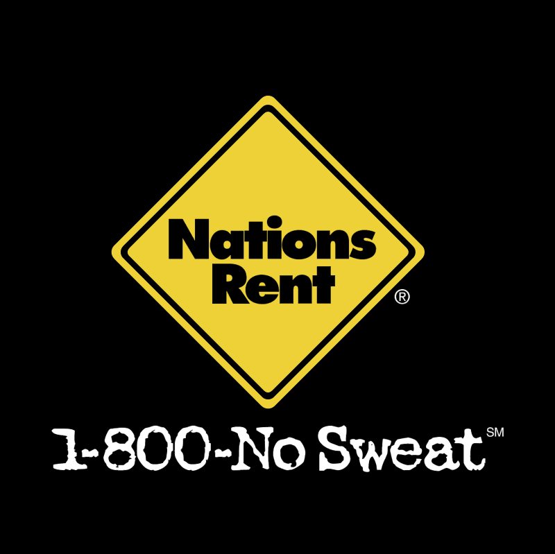 Nations Rent vector