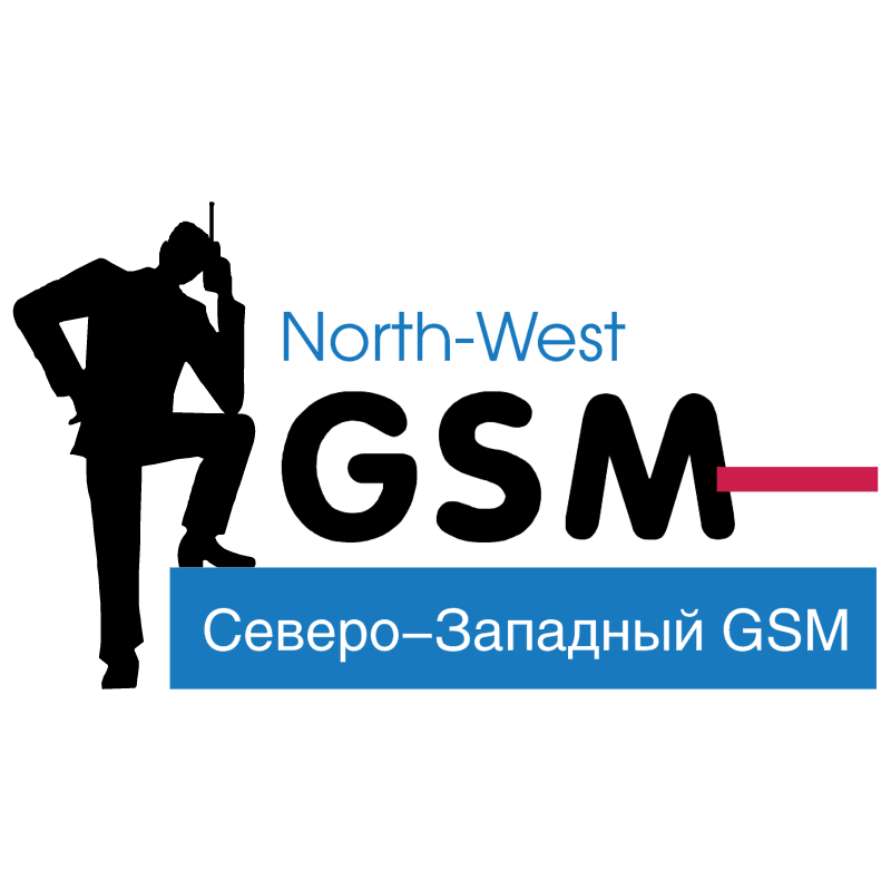 North West GSM vector