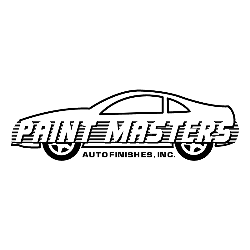 Paint Masters vector logo