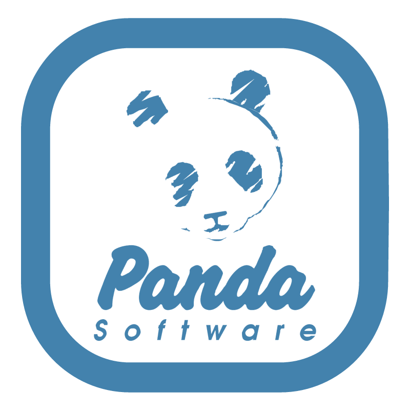 Panda Software vector