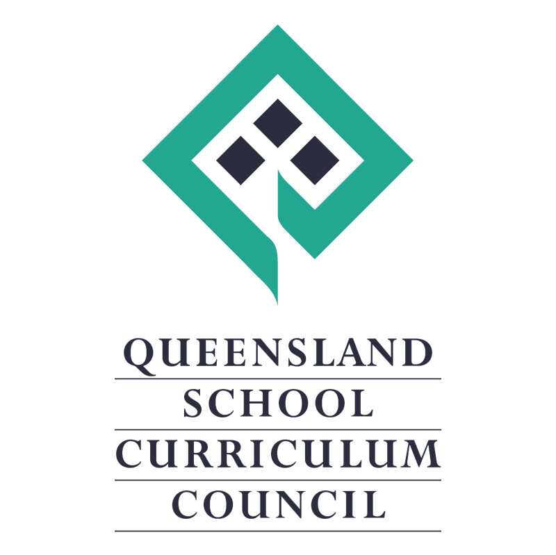 Queensland School Curriculum Council vector
