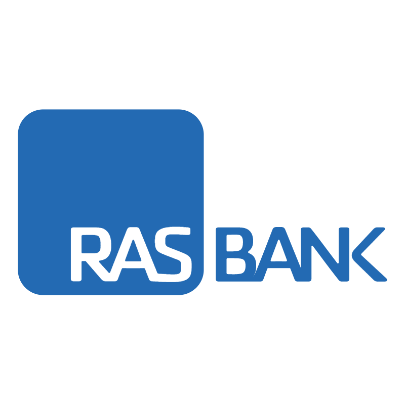 RASBANK vector logo