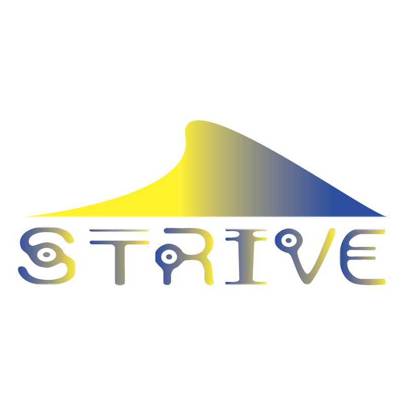 Strive vector logo