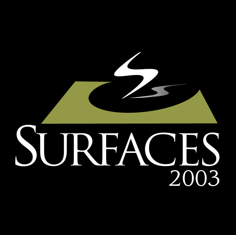 Surfaces 2003