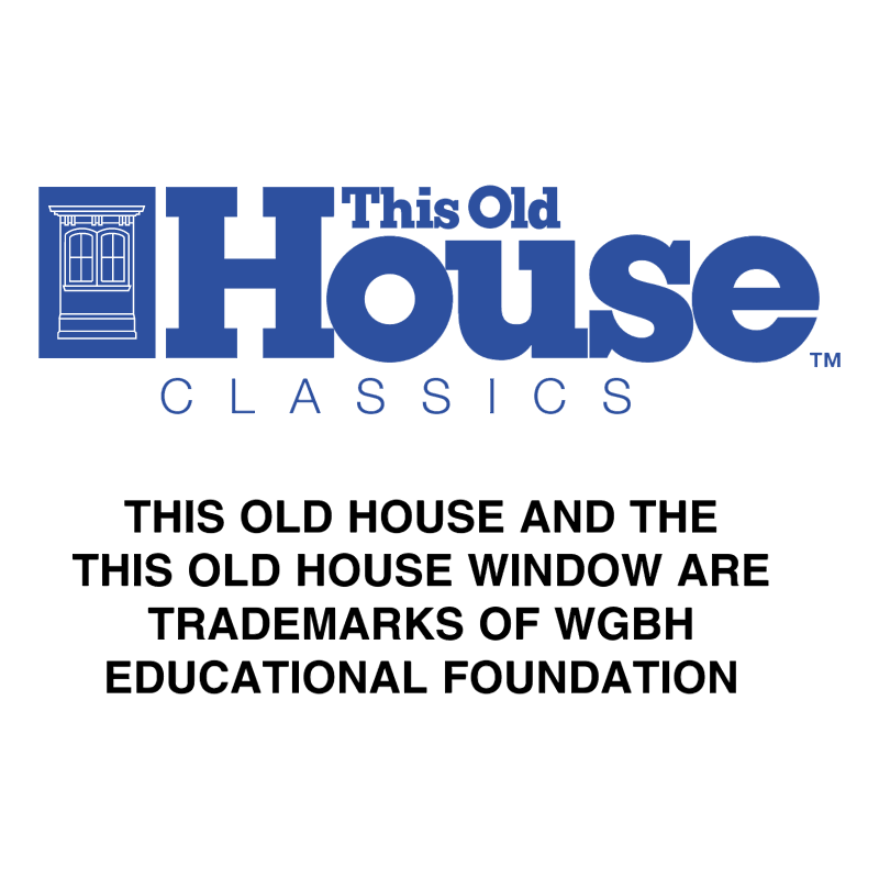 This Old House vector logo