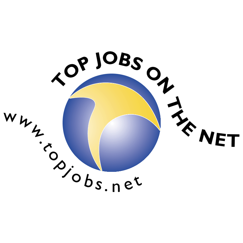 Topjobs on the Net vector logo