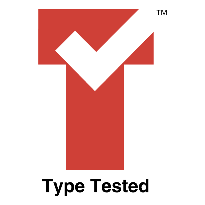 Type Tested vector logo