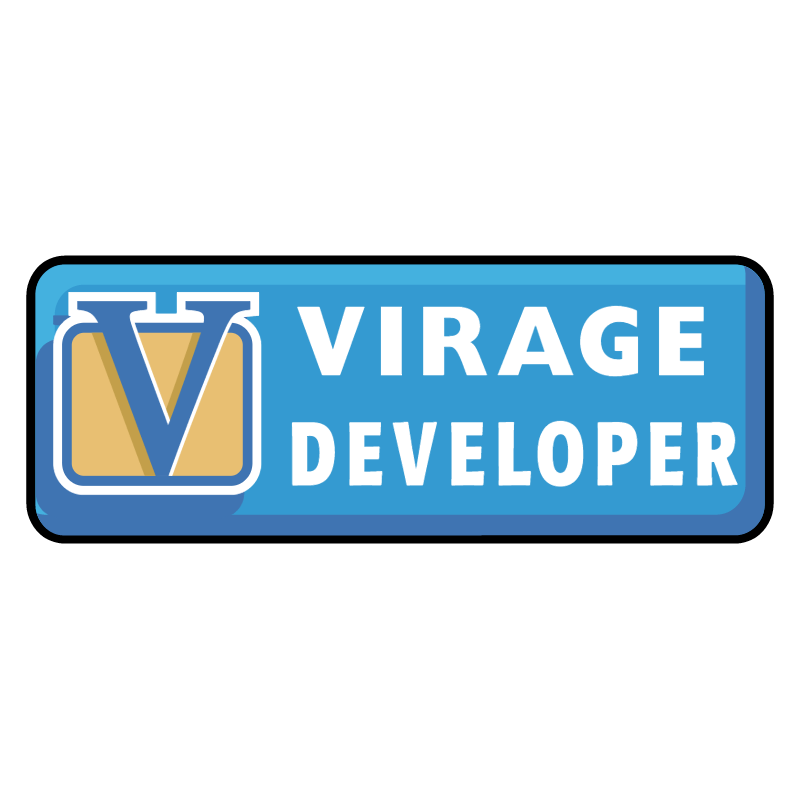 Virage Developer vector