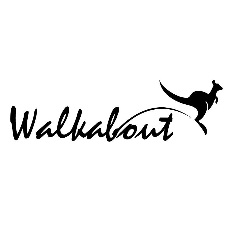 Walkabout vector logo