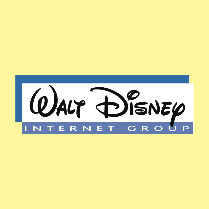 Walt Disney Internet Group vector logo