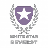 White Star Beverst vector