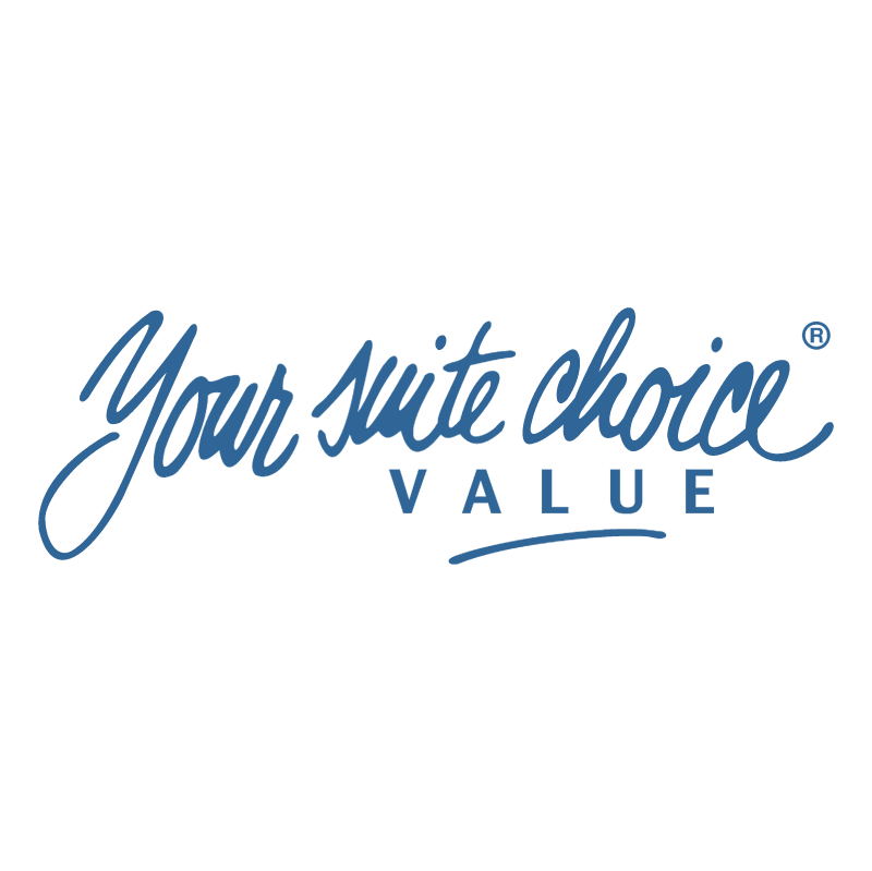 Your suite choice Value vector