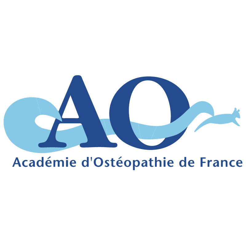 Academie Osteopathie de France vector