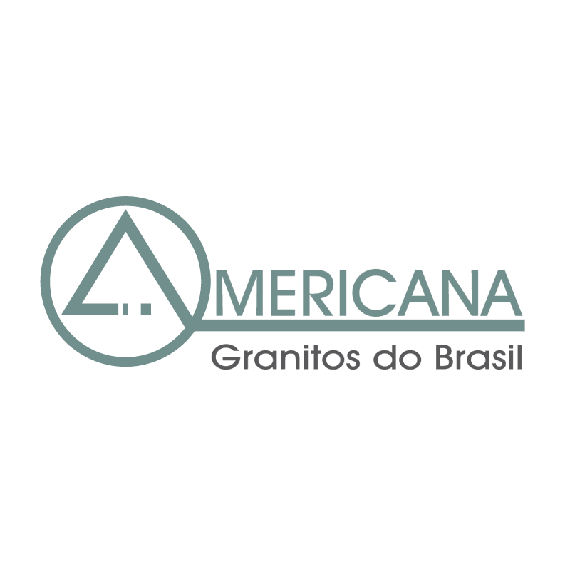 Americana Granitos do Brasil vector
