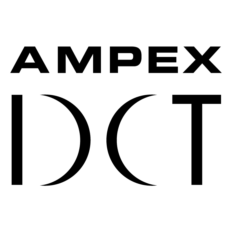 Ampex DCT vector logo