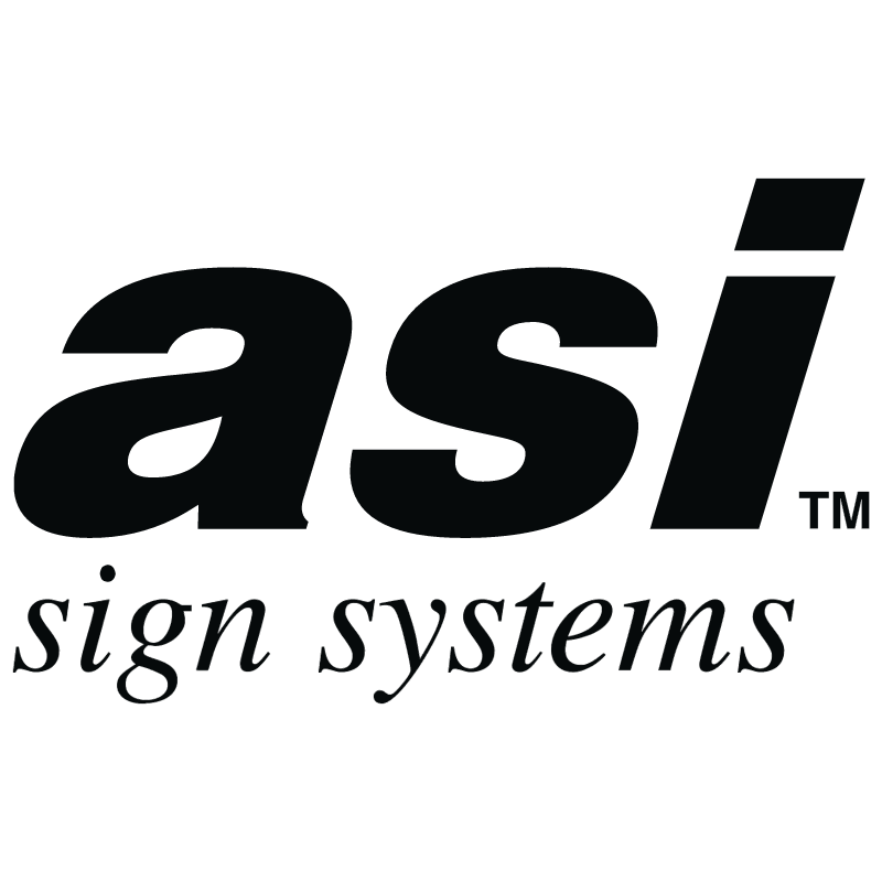 ASI Sign Systems vector