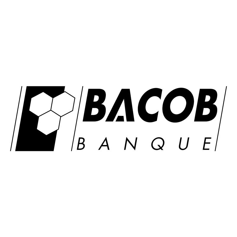 Bacob Banque vector