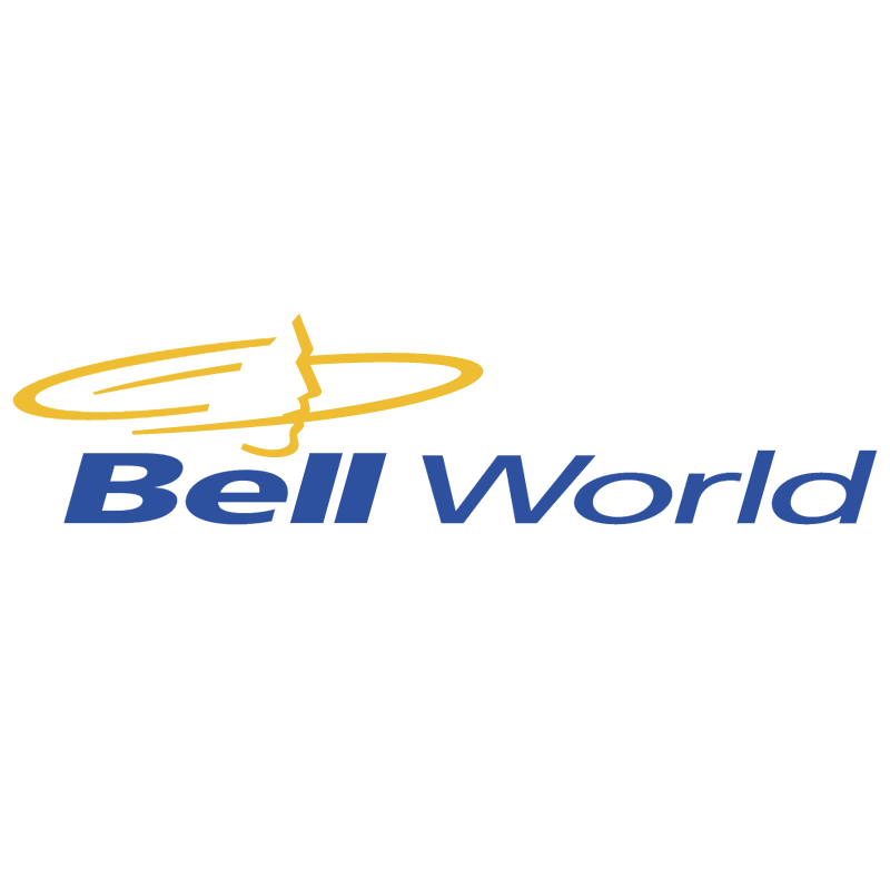 Bell World 31058 vector