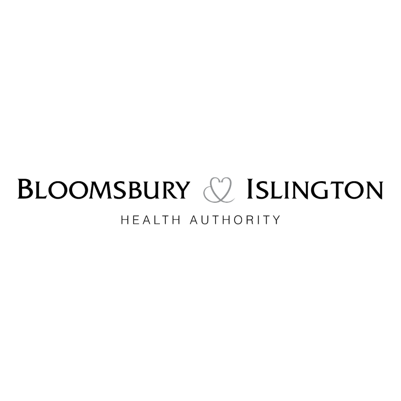 Bloomsbury & Islington vector
