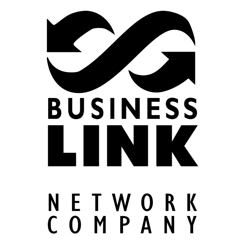 Business Link vector