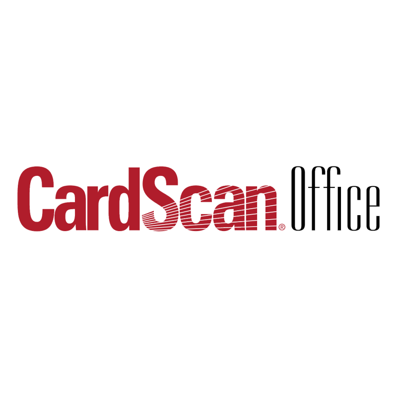 CardScan Office vector